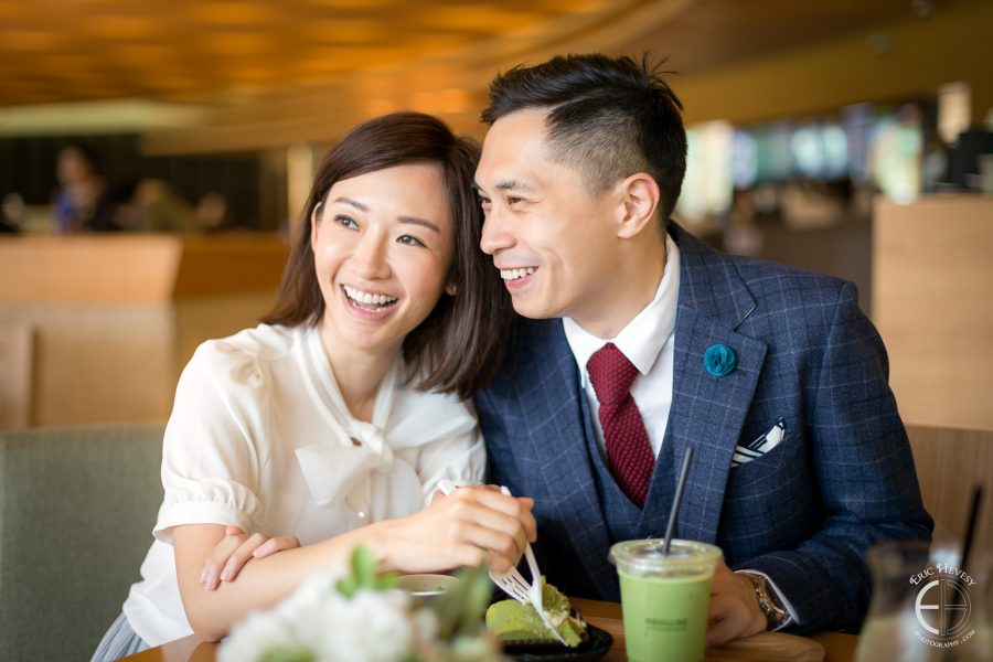 jeju engagement photography