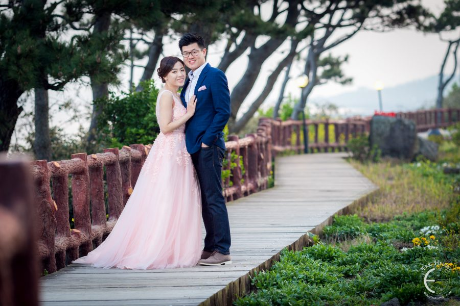 jeju island korea pre-wedding photography